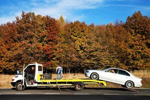 Manassas flat bed towing